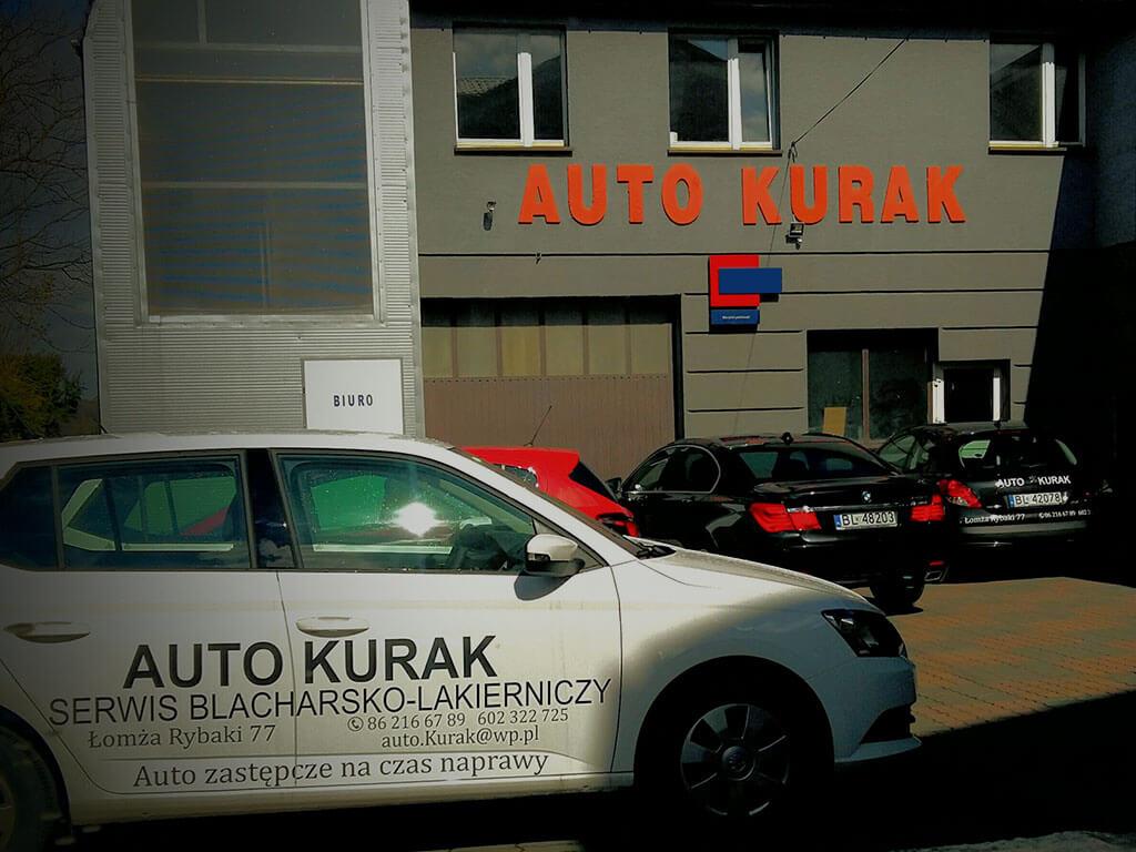 Auto Kurak